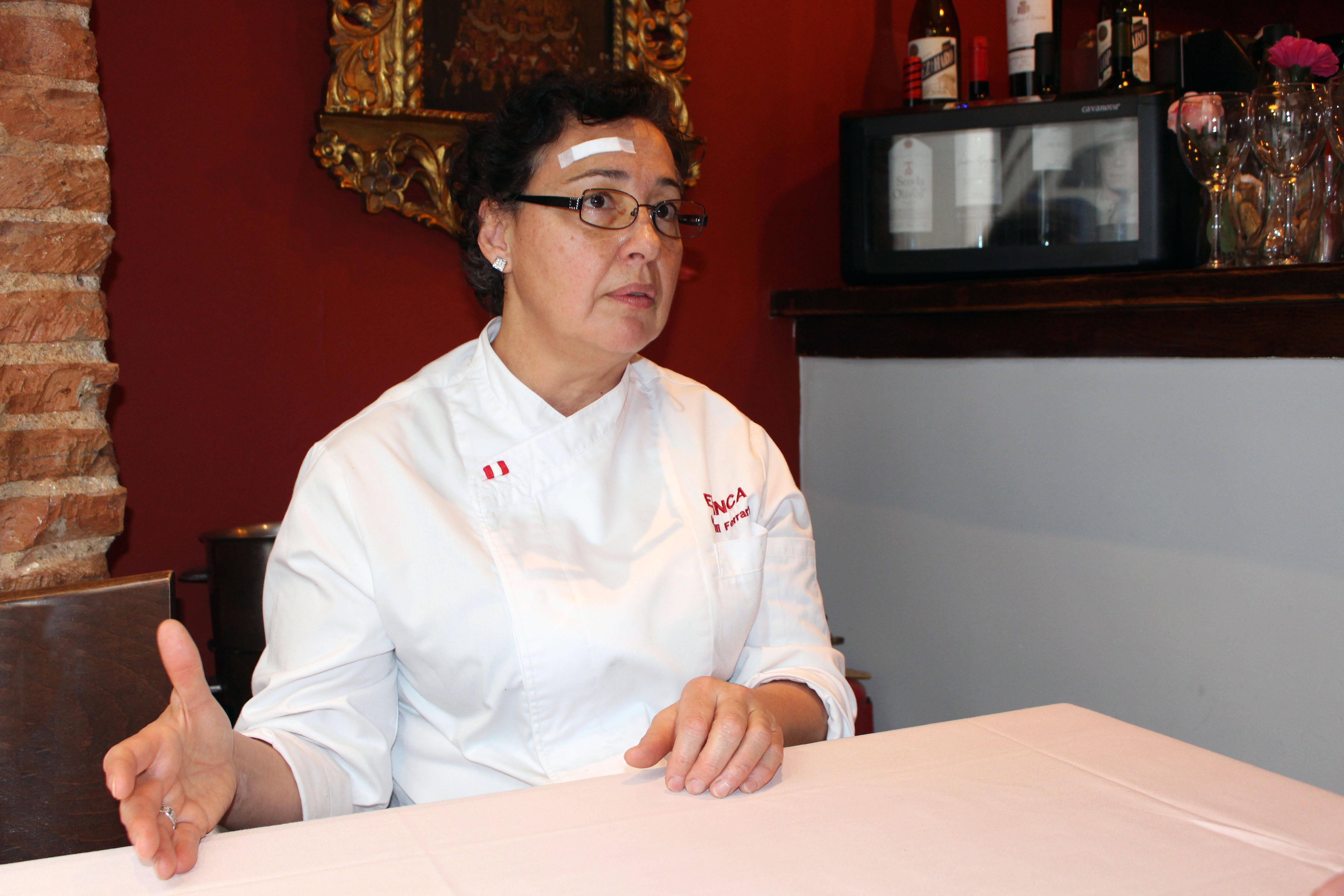 El Inca era uno de los cinco restaurantes peruanos en 2003, ahora ya son más de 180 en Madrid.