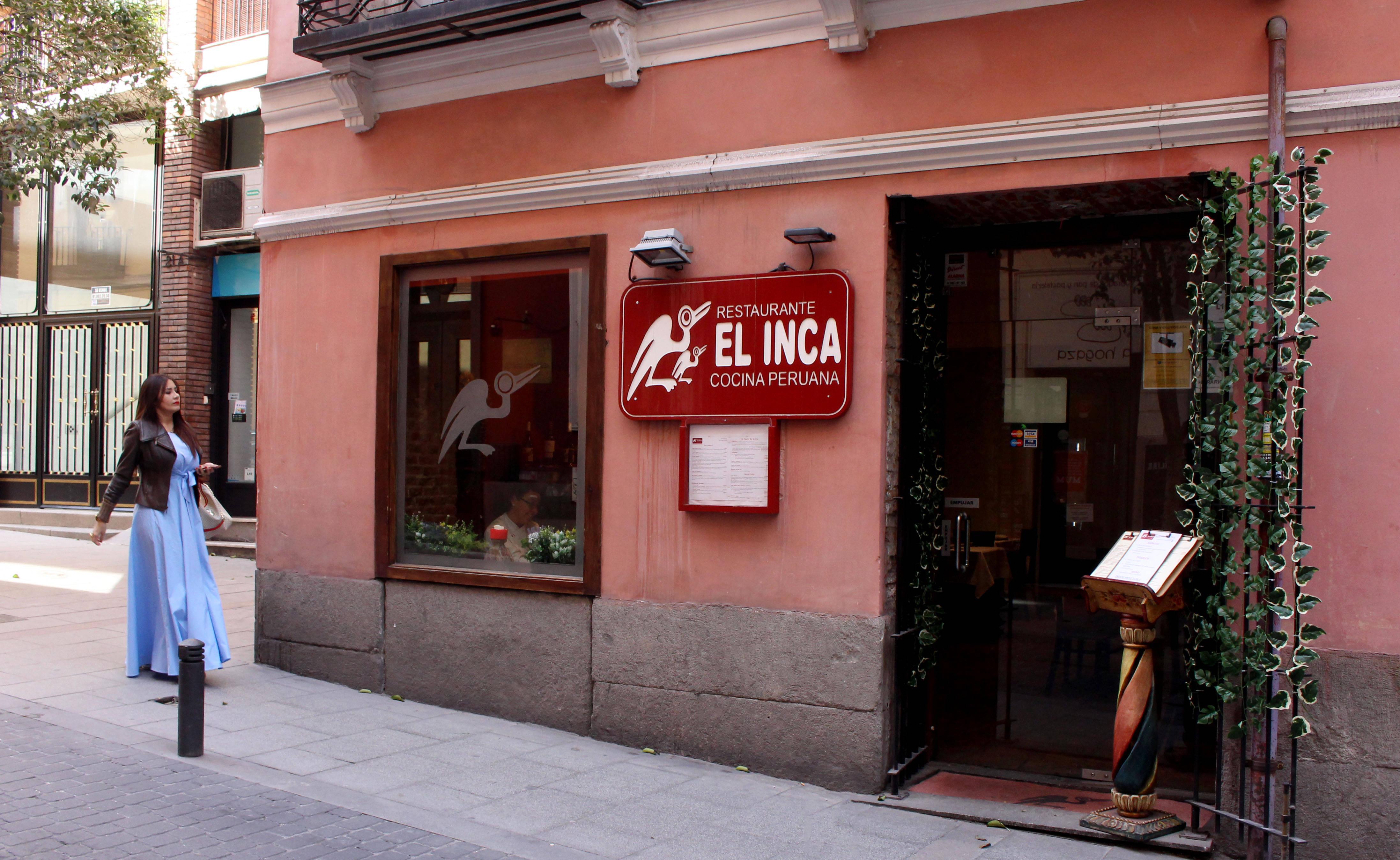 La emprendedora peruana espera ceder el liderazgo de El Inca a su hijo, quien también es chef.