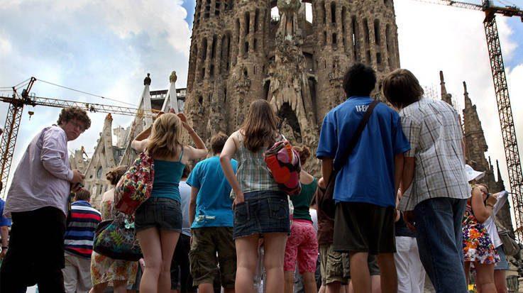 El superávit turístico y de viajes ha registrado una subida del 4,7 por ciento en enero 2018.