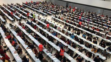 Los candidatos aseguran la participación en la bolsa de orientadores de tres secretarias del Tribunal Calificador de salud.