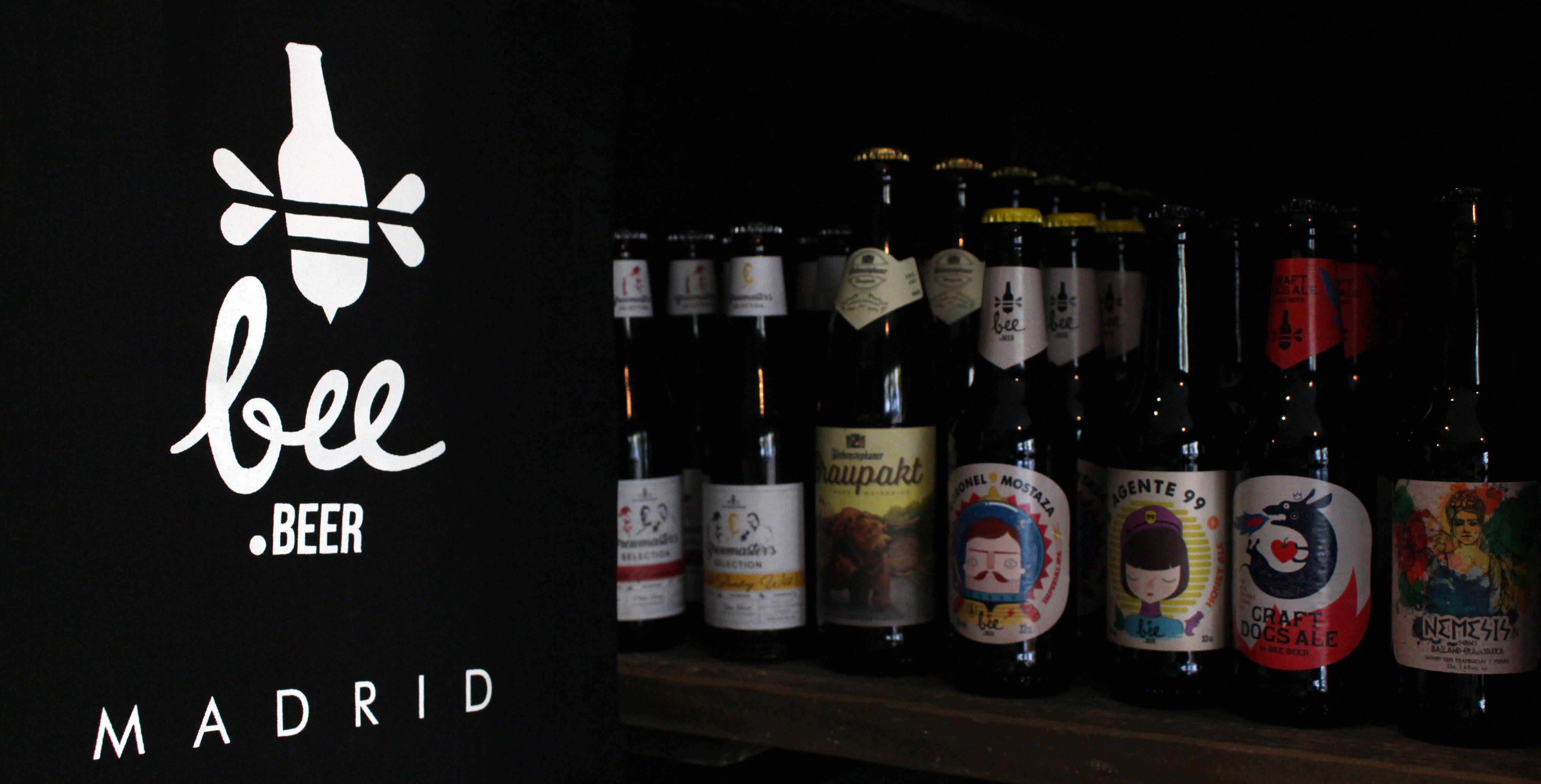 Xavier Losada prevé que la apertura del segundo local llegará en 2019, simultáneamente a otra rama de negocio: el diseño de cervezas para restaurantes.