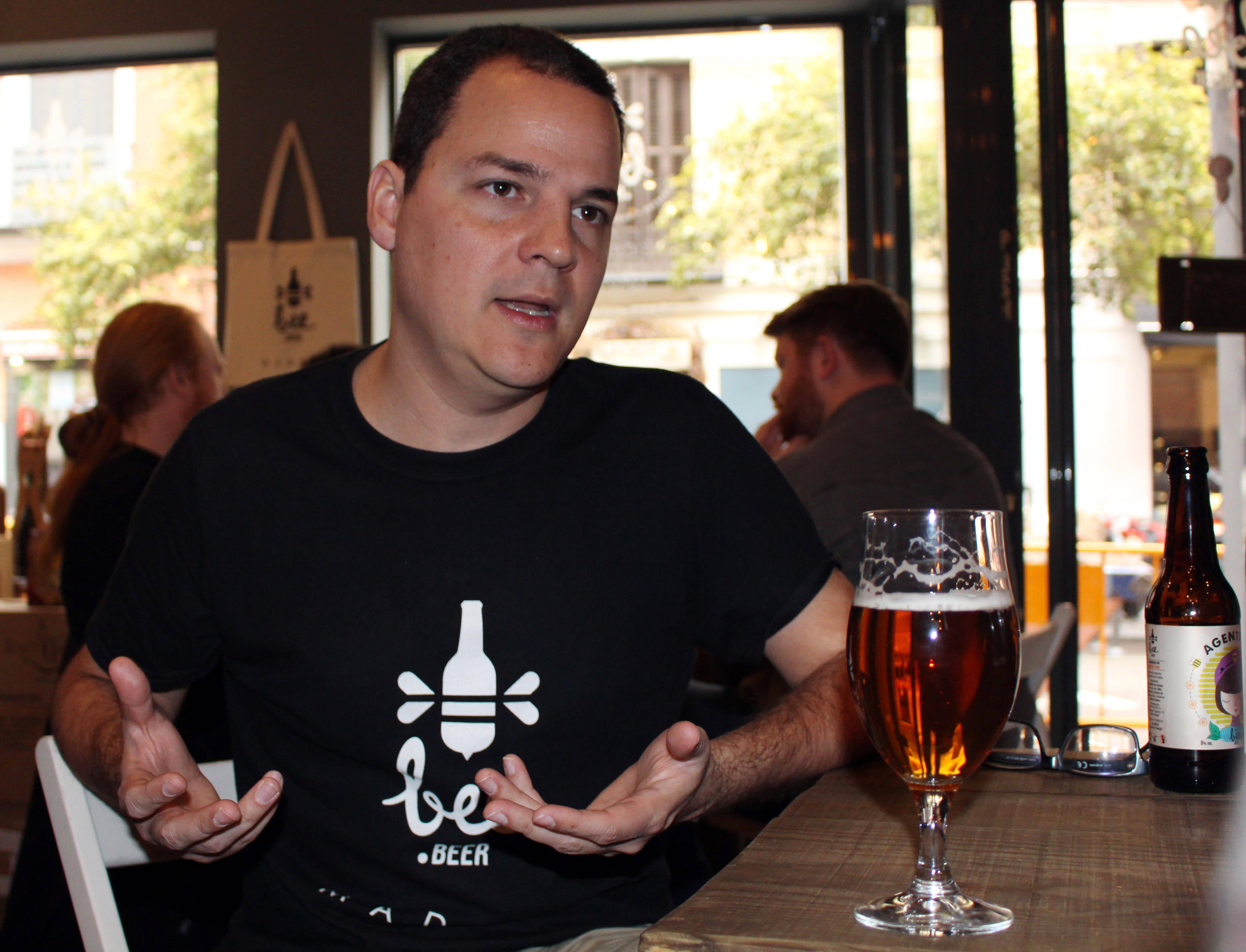 La inversión inicial de un establecimiento similar a Bee Beer rondará los 80.000 euros.