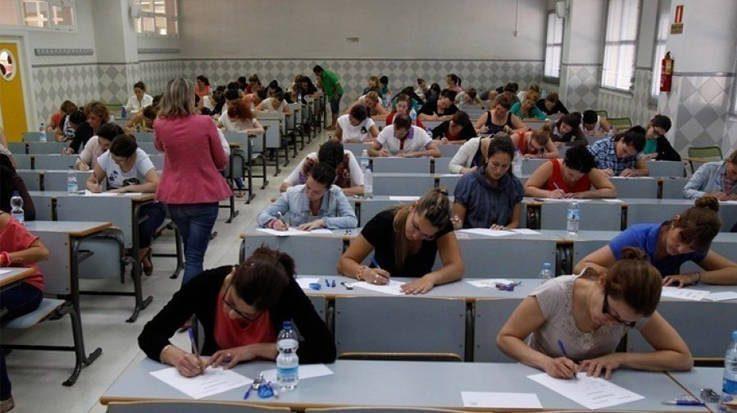 Un total de 16 aspirantes han sido admitidos a la prueba.