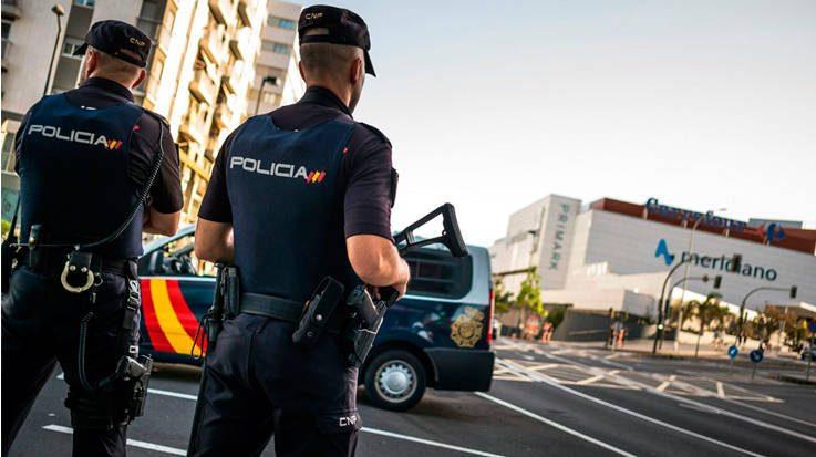 Convocada la oposici n para acceder a la polic a nacional for Ministerio interior y policia