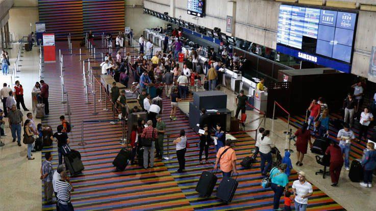 Venezuela ha suspendido los vuelos de la aerolínea Copa por 90 días prorrogables.