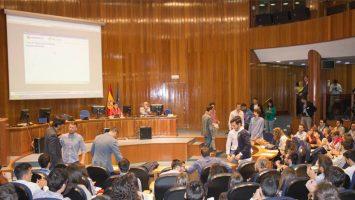 Dos autonomías y seis especialidades pasan desapercibidas en el primer día del acto de asignación de plazas MIR.