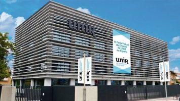 La Universidad Internacional de La Rioja (UNIR).