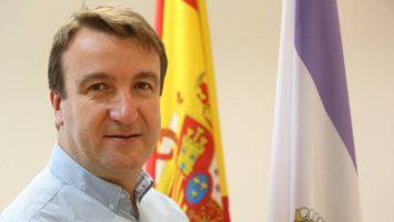 Jesús Moreno, alcalde de Tres Cantos.