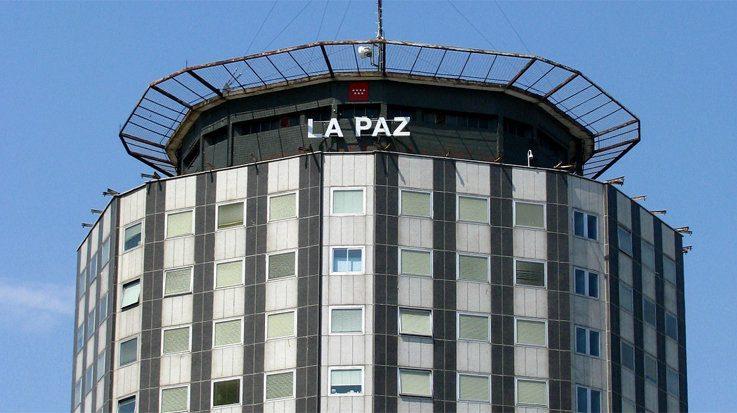 El Hospital Universitario La Paz es el más demando de la actual convocatoria del MIR.