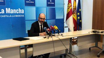 Íñigo Cortázar, director general de Recursos Humanos (RRHH) del Servicio de Salud de Castilla-La Mancha (Sescam).