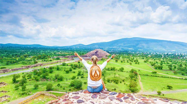 El Gobierno mexicano compite con países como Reino Unido, Alemania o Turquía para alcanzar de la sexta posición entre los mejores destinos turísticos.