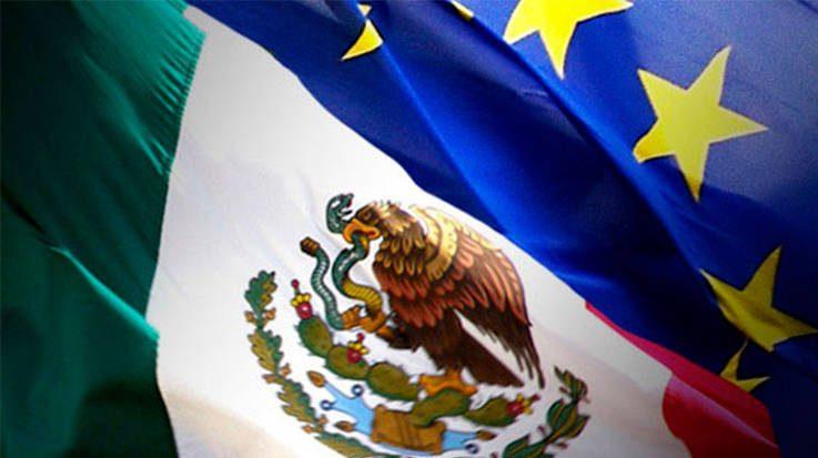 México y la Unión Europea han cerrado un tratado comercial tras dos años de negociaciones.