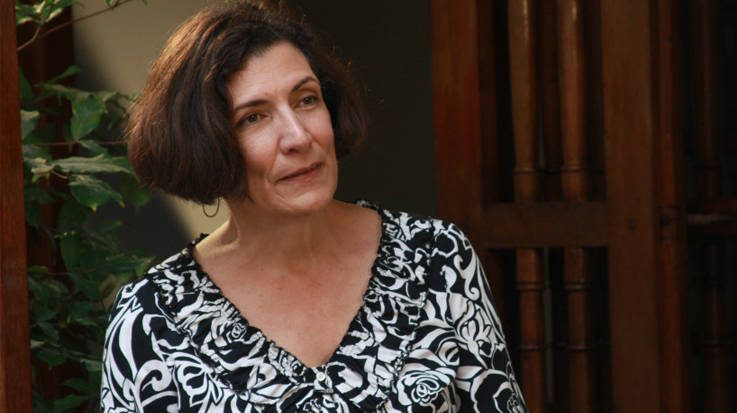 Alma Guillermoprieto, bailarina, profesora, periodista y escritora mexicana.