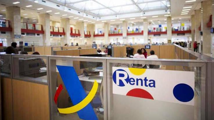 La declaraci n de la renta presencial iniciar el jueves - Oficinas de la agencia tributaria ...
