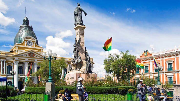 Bolivia recibirá 530 millones en ayudas provenientes de Francia, España, Reino Unido, Italia, Suecia, Alemania y Suiza.