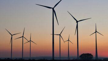 Un 23 por ciento de la energía total consumida en Uruguay es de plantas eólicas.