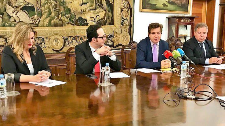 La Fundación Caja de Extremadura, Fundecyt y las Cámaras de Comercio de Cáceres y Badajoz se unen para fomentar la cultura emprendedora en Extremadura.