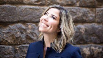 Elina Rees, coach venezolana en Estados Unidos.
