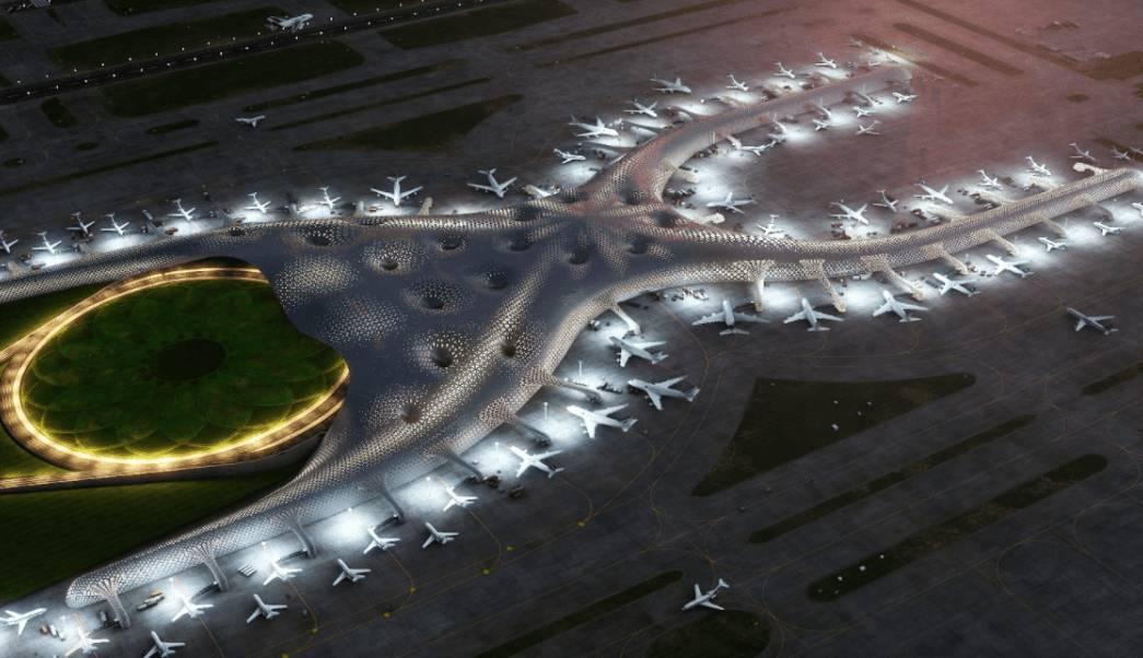 El actual aeropuerto de la Ciudad de México recibe el 60 por ciento de la carga aérea de todo el país.
