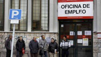 De las 10 regiones europeas con la mayor tasa de desempleo, el 40 por ciento pertenecen a España.