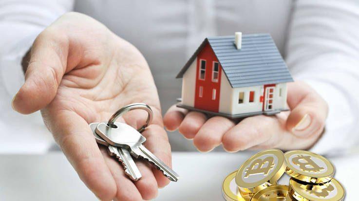 La compraventa de viviendas con bitcoin está comenzando en España.