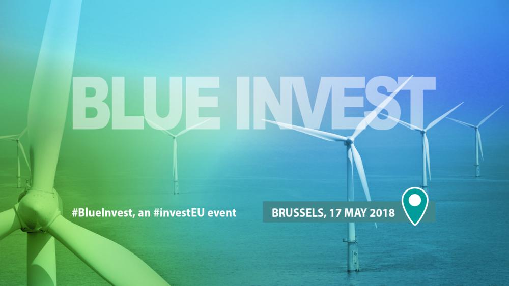 En el 'Blue Invest 2018' se reúnen empresarios e inversores europeos para impulsar la economía del océano de manera sostenible.