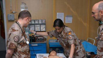 La nueva oposición del Cuerpo Militar de Sanidad ofertará 30 plazas.