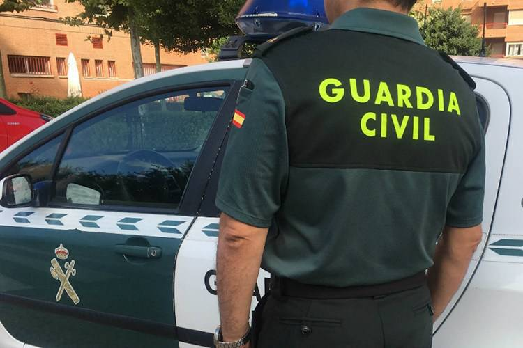 Oficial de la Guardia Civil