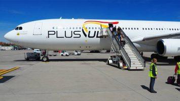 La aerolínea Plus Ultra inaugurará su ruta Madrid-Caracas desde el martes 22 de mayo, con una oferta de billetes a un euro.