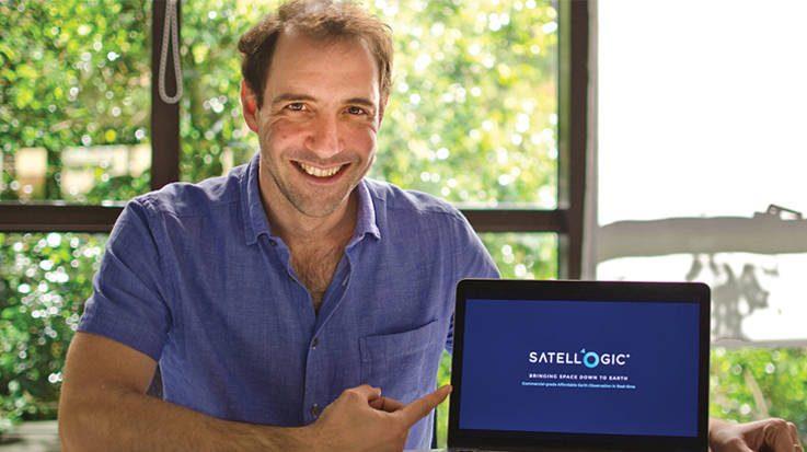 Emiliano Kargieman, CEO de Satellogic.