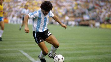 Diego Armando Maradona será el protagonista detrás de la nueva serie de televisión de Amazon.