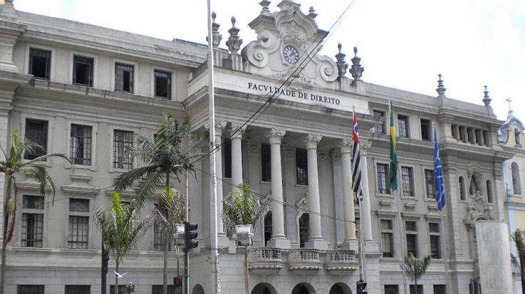 La Universidad de Sao Paulo.