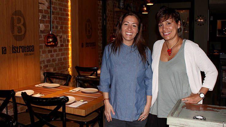 Alexandra Galvis y Vanessa San José, fundadoras de La Bistroteca.