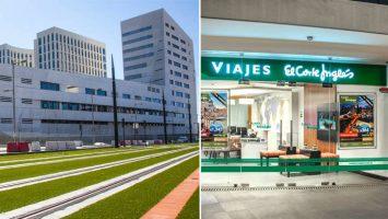 La Universidad de Granada y Viajes El Corte Inglés firman un contrato para el traslado y alojamiento del tribunal de la prueba selectiva.