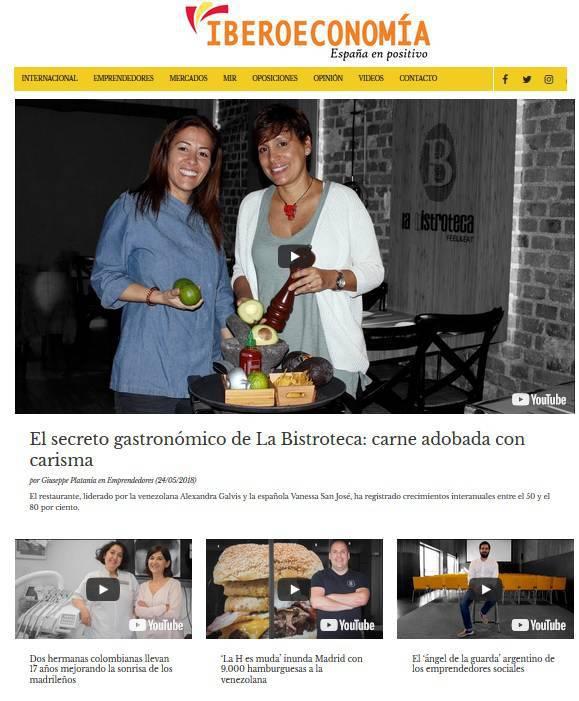 IberoEconomia apoya al emprendimiento y, todos los jueves, presenta a su emprendedor de la semana.