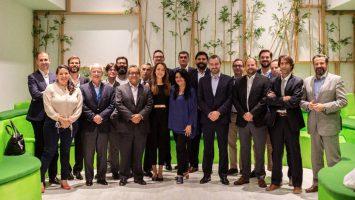 Representantes de la Alianza FinTech Iberoamericana.