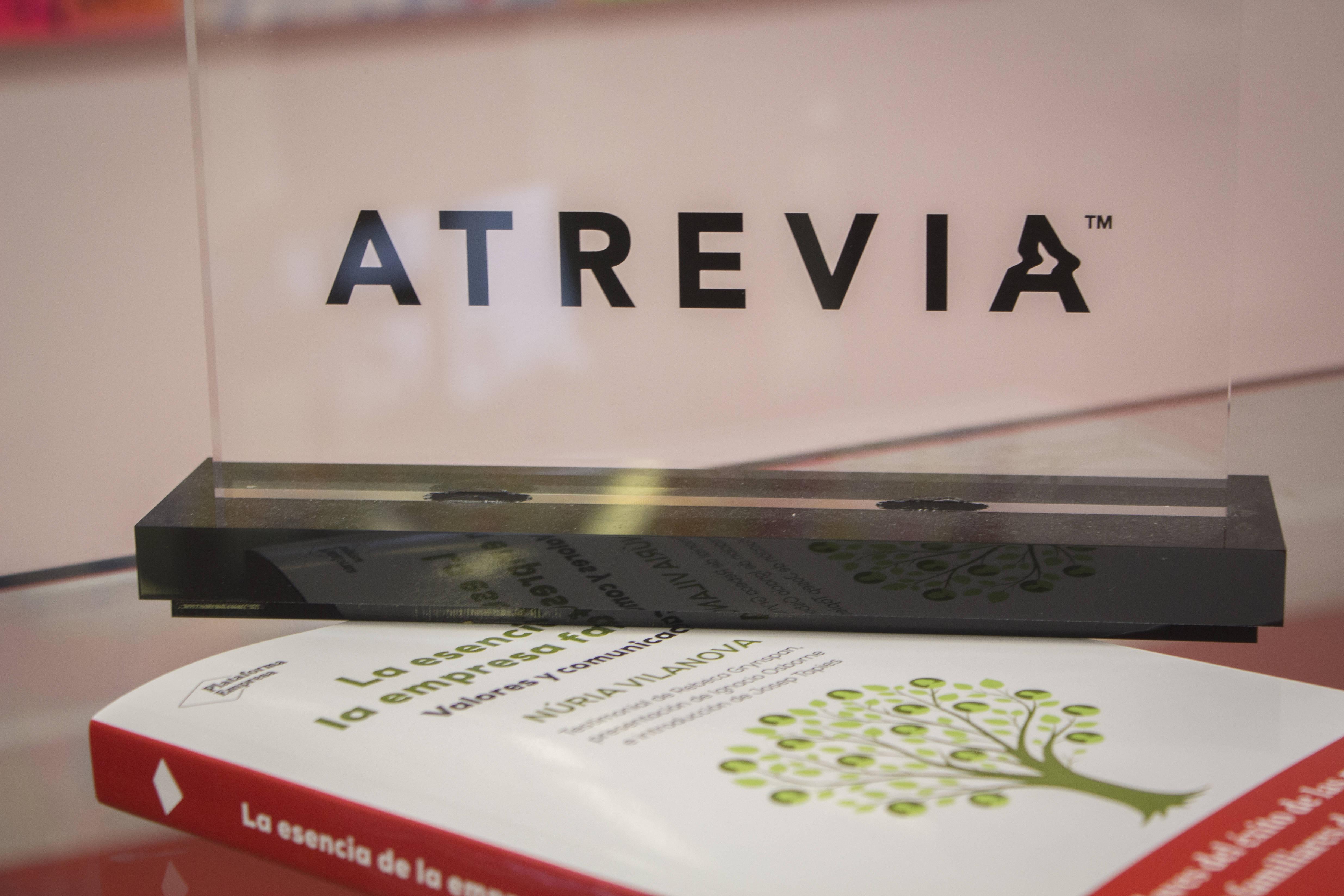 """Nuria Vilanova señala que el gran reto para las empresas familiares es """"mantener el espíritu emprendedor dentro de la organización."""