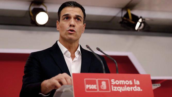 Pedro Sánchez ha señalado que no presentará cambios en los Presupuestos Generales del Estado de 2018.