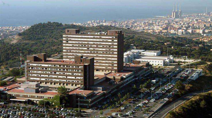 El Hospital Germans Trias i Pujol de Badalona, ubicado en Barcelona.