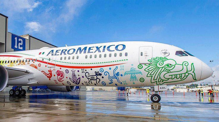 La Casa de México en España, que se inaugurará en el mes de octubre, tendrá como línea aérea oficial a Aeroméxico.