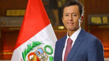 David Tuesta, exministro de Economía de Perú.