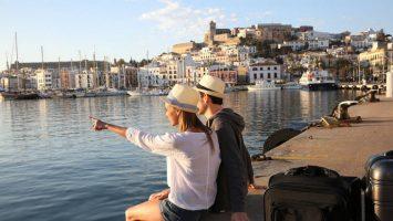 España ha recibido 2,3 por ciento más de turistas en los tres primeros meses del año en comparación con el mismo período en 2017.