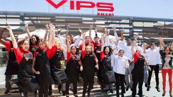 El Grupo Vips ha incorporado a 970 personas en situación de vulnerabilidad en los últimos tres años.