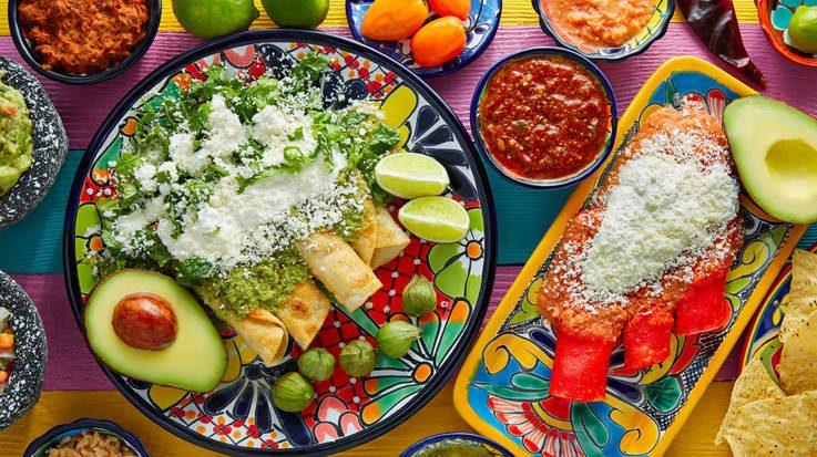 Madrid cuenta con aproximadamente un centenar de establecimientos de comida mexicana.