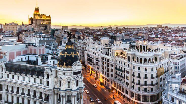 El 5,3 por ciento de las viviendas adquiridas en Madrid han tenido un comprador de origen venezolano.