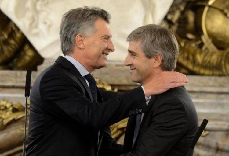 Nicolás Dujovne quedará a cargo de la cartera económica, tras la fusión del Ministerio de Finanzas y de Hacienda.
