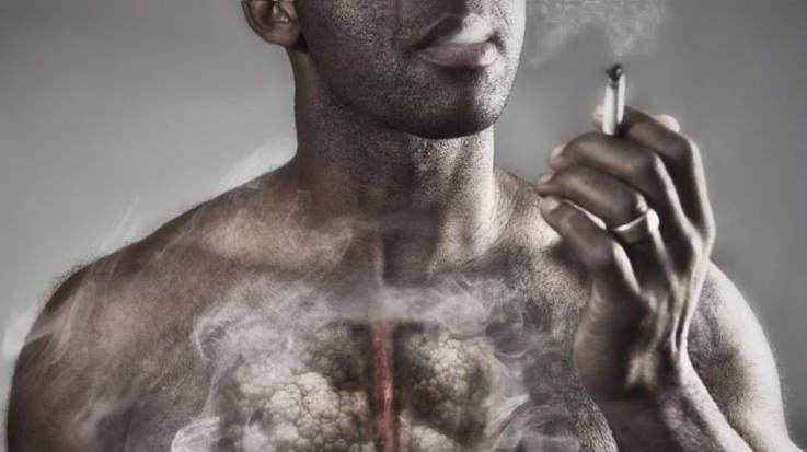 De las muertes por cáncer, la de pulmón representa un 20 por ciento en España.