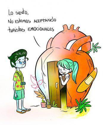 28123e35239b2 The Unspoken Truth , caricaturas venezolanas en el corazón de Chile