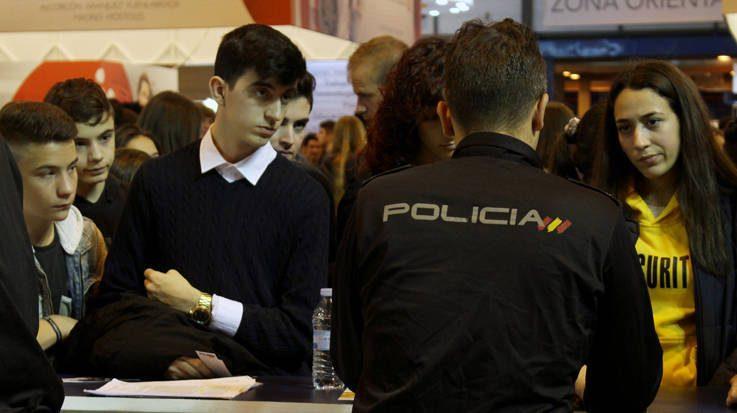 Las pruebas de acceso a los cuerpos policiales han vivido algunas situaciones polémicas en los últimos años.