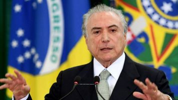 Michel Temer, presidente de Brasil, ha aprobado la liberación de 10.500 millones de dólares de los fondos complementarios de la jubilación.